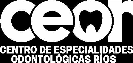 CEOR Logo White